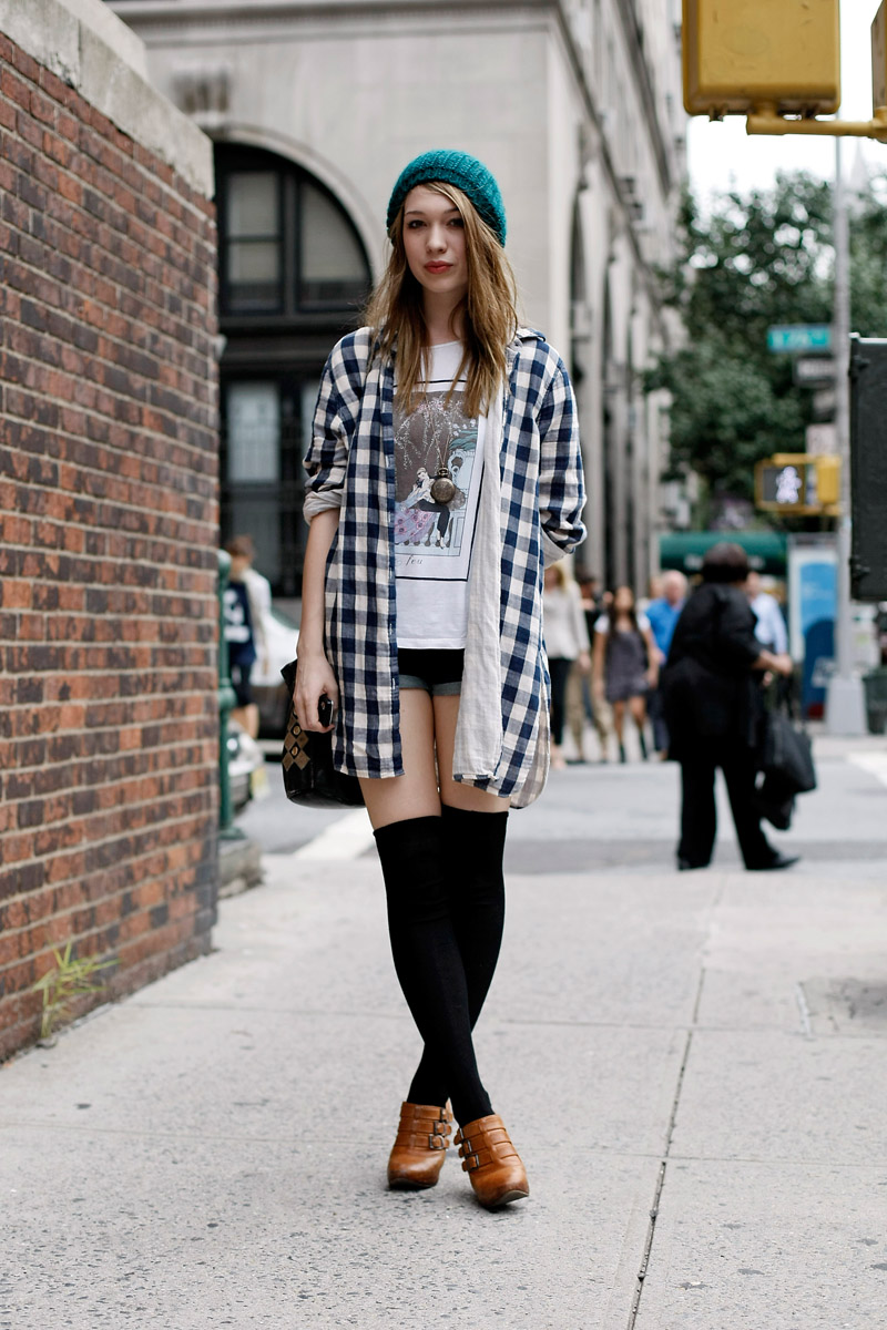 Over-the-knee socks | LAFITTE